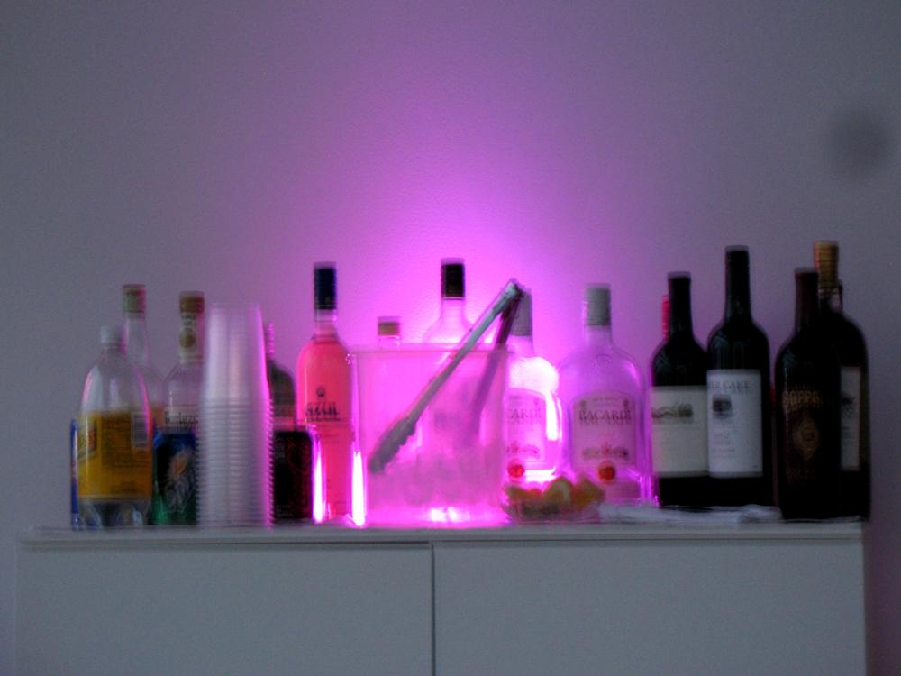 Blake's party