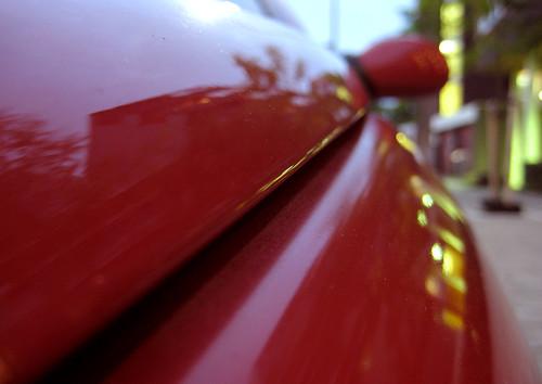 Vrroemmm... Renault Laguna van Thomas