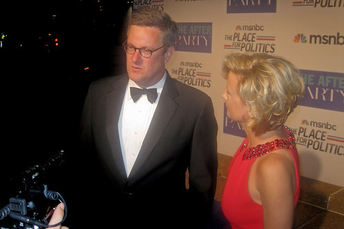 Joe Scarborough & Mika Brzezinski