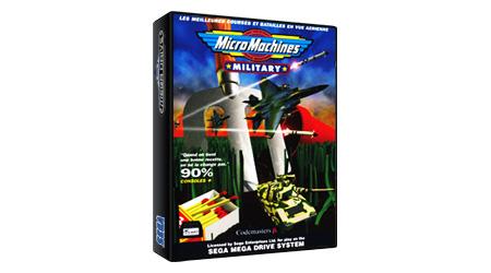 Micro Machine Military