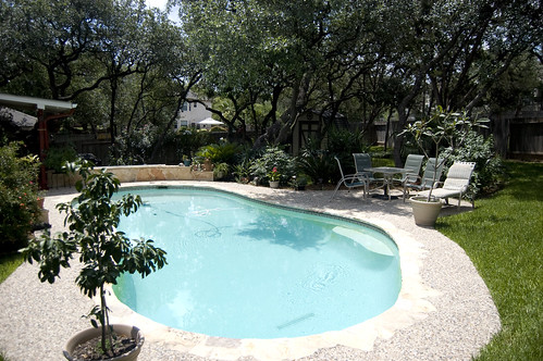 Beautiful Pools Install In Your Own Backyard Green Solutions