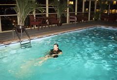MomsNightOut_16 (greeblehaus) Tags: pool swimming swim mom fun jump jumping colorado denver clothes moms aimee warwick officemax gno warwickhotel momsnightout denverpost clotheson adaymadebetter milehighmamas momitforward