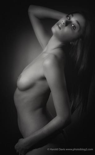 Kellie in Monochrome