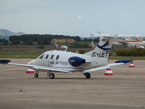 EC-LET Eclipse 500 Jet Ready en Valencia