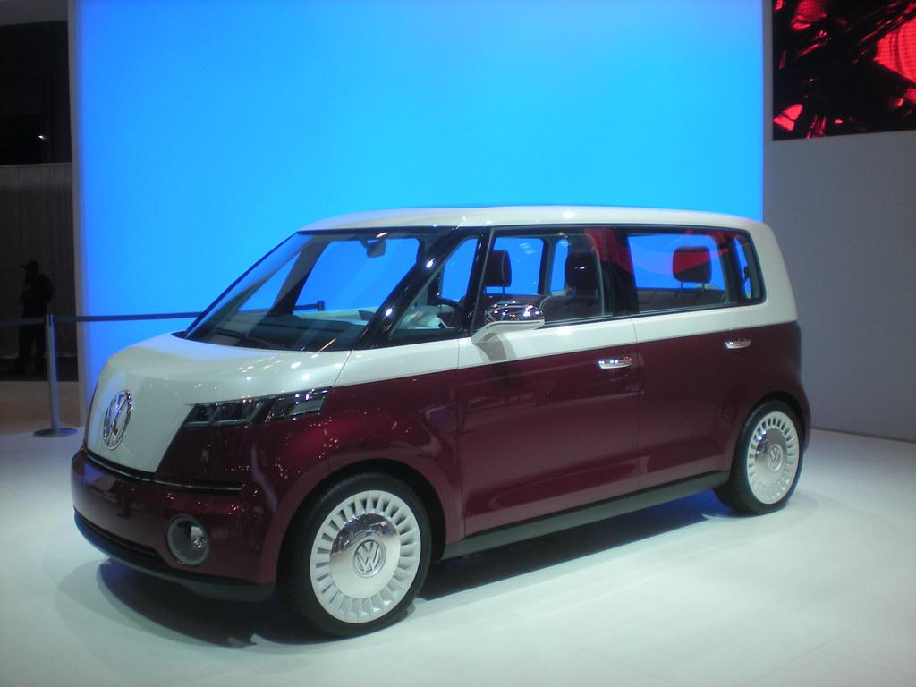 New York Auto Show, 2011 - Volkswagen Bulli Concept