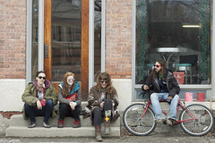 (asweknowit) Tags: street friends portrait bike group gmc spontaneous henryamistadi
