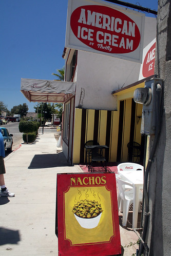 Todos Santos - American Ice Cream and.. Nachos