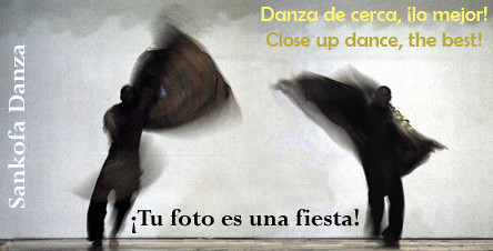 Danza de cerca, lo mejor - Close up dance, the best