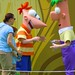 Phineas and Ferb play-and-greet at Disney's Hollywood Studios