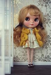 A Doll A Day. Mar 11. Butterscotch Palace.