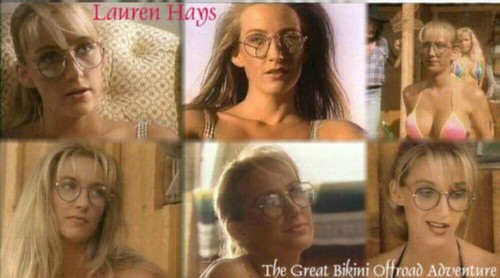 Lauren Hays collage