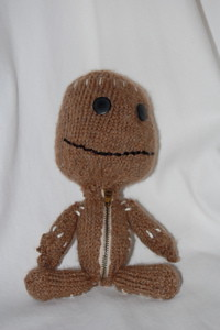 sackboy by you.