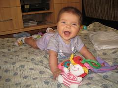 Marina, 6 meses