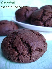 Biscottini extra-chocolate