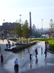 Liverpool - old and new (ecoexplorer.co.uk) Tags: liverpool docks shopping regeneration