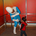Hi Fiving Frozone