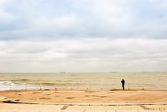 Perspective (Ovidiu H.) Tags: sea sky abstract landscape seaside europe perspective romania blacksea infinite constanta tamron2875f28 abigfave nikond80 anawesomeshot theunforgettablepictures