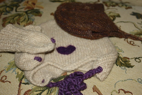 Pepin vauvalahjoja 2