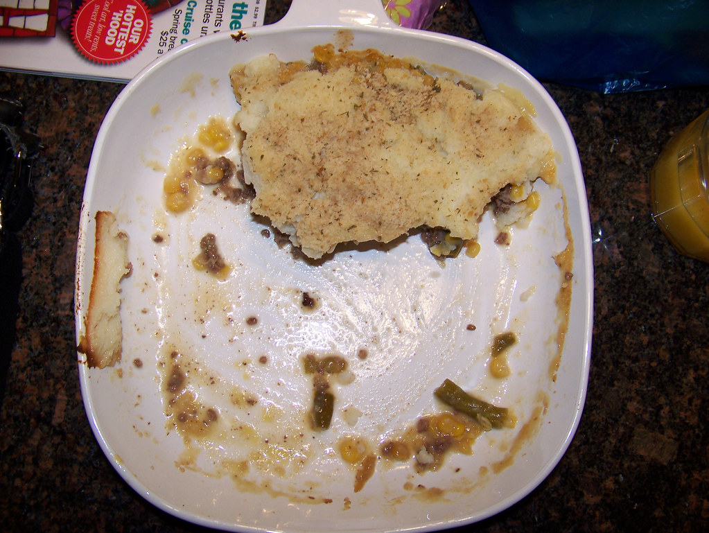 Bob's ground beef casserole 2
