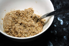 Steel-Cut Oatmeal - Yummy Leftovers