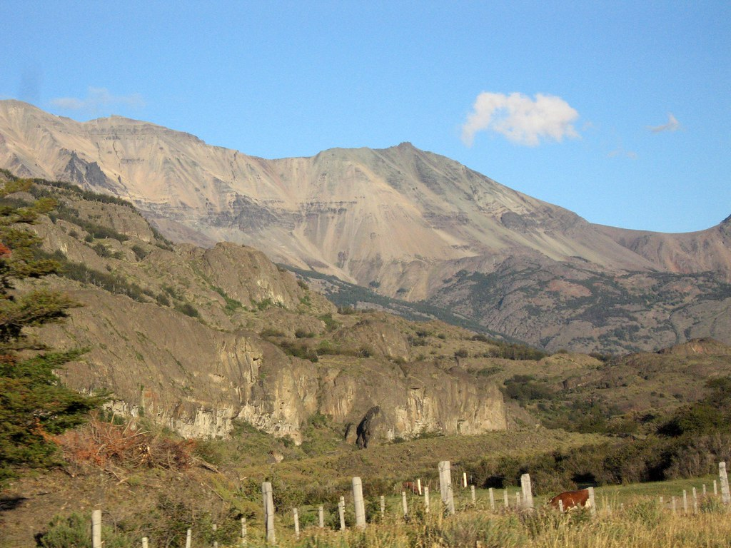 Road to Puerto Ibanez