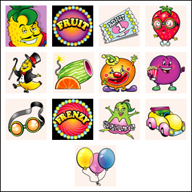 free Fruit Frenzy slot game