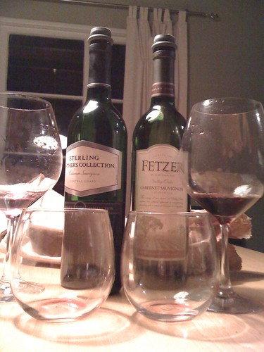 Grape Madness Round #1: Sterling vs. Fetzer