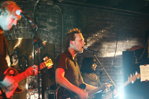 Rock show in Austin