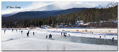 Ice Hockey (Gooty) Tags: snow cold landscape icehockey micarttttworldphotographyawards micartttt