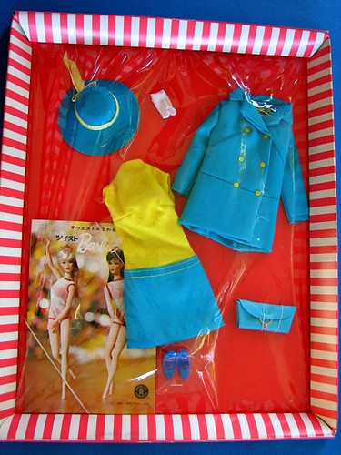 Vintage Barbie Japanese Exclusive Fashion NRFB for sale