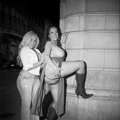Brussels by Night (Gezze Bro) Tags: brussels transexual prostitutes weegee koenvanbuggenhout