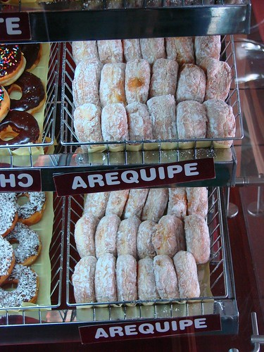 Arequipe Donuts