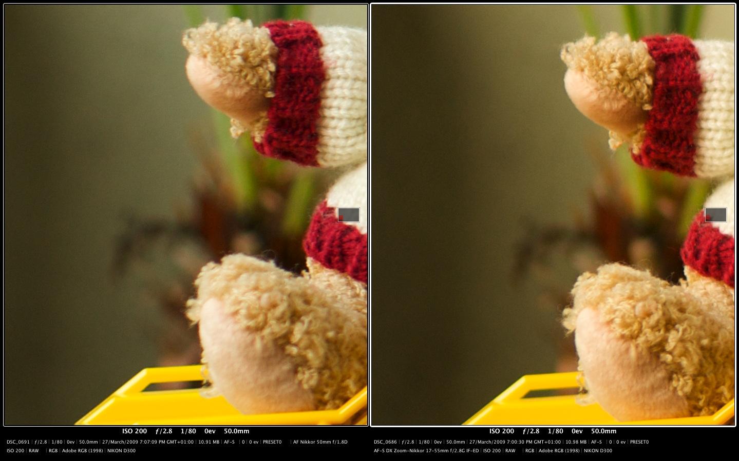 Testing The Nikkor 17 55mm F 28g If Ed Nico Tranquilli Nikon Af 50mm 18d Lens Blah