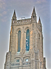 Church Of The Covenant Tower (Infininja) Tags: church cleveland hdr universitycircle churchofthecovenant