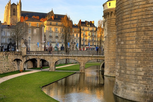 Montreal To Nantes France 543 Roundtrip After Tax