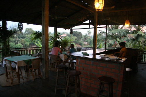 Riverside Balcony Bar
