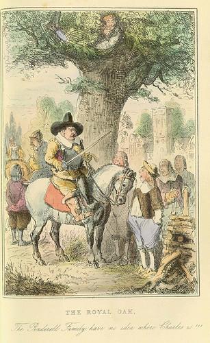 015- El Royal Oak la familia Penderell no tiene idea de donde esta Charles