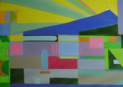 Csontváry Kosztka Tivadar - Taormina (Robert Goblyos) Tags: art robert contemporary fine painter magyar szeged hungarian róbert olaj kortárs festő vászon olajfestmény festőművész göblyös goblyos képzőművészetet