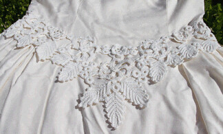 Crochet Wedding Lace Doily Pattern