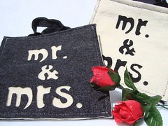 (re)GIFT BAG - Mr & Mrs 3