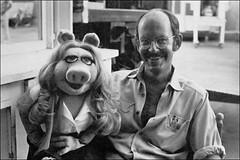 Frank Oz & Miss Piggy