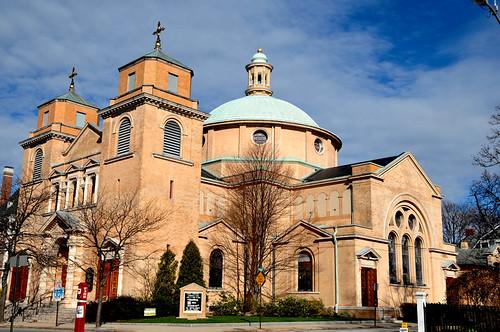 Central Church Exterior