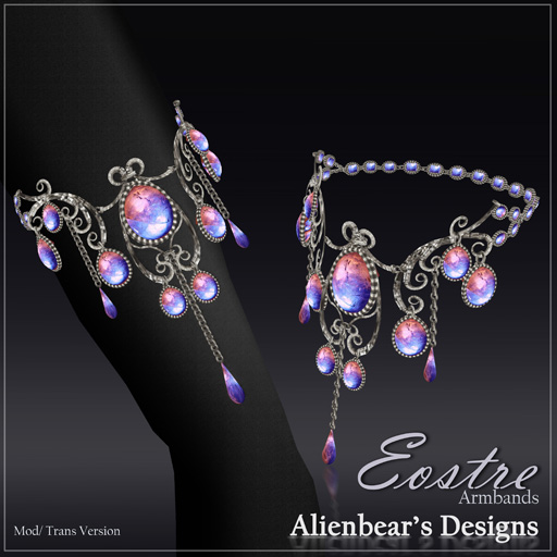Eostre armbands Multi MS
