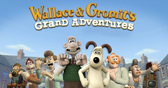 Wallace & Gromit's Grand Adventures Game Cast ...