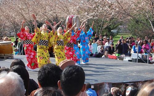 Danza japonesa