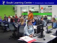Photograph of South Learning Centre