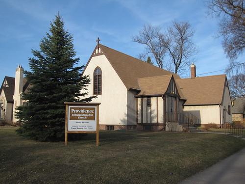 Providence Reformed Baptist Church