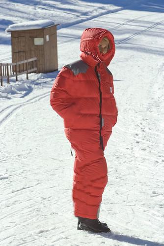 Adult snow suit