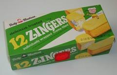 Zingers box