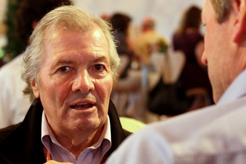 Jacques Pepin at The Pebble Beach Food and Wine Festival